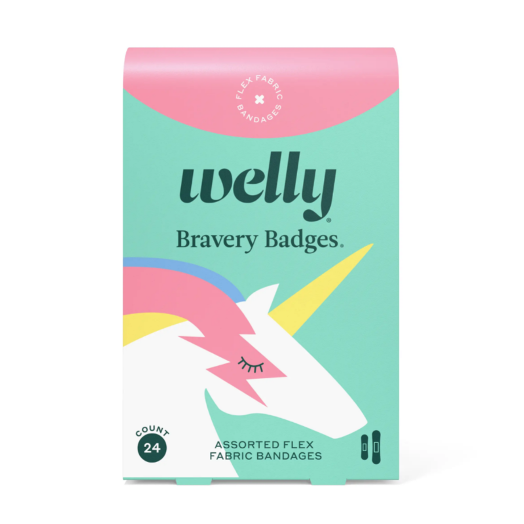 Welly Welly - Bravery Badges Unicorn Refill