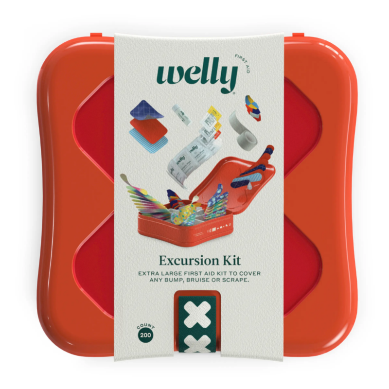 Welly Welly - EXCURSION FIRST AID KIT