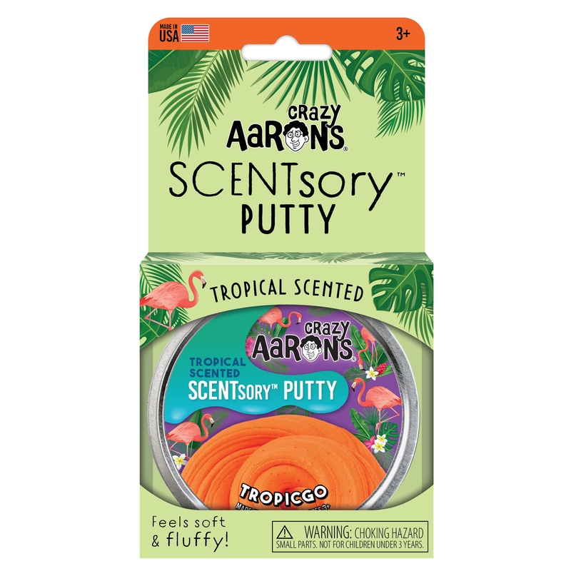 Crazy Aaron Scentsory Putty - Tropical