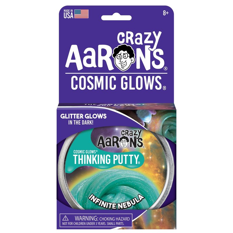 Crazy Aaron Thinking Putty Tin - Nebula