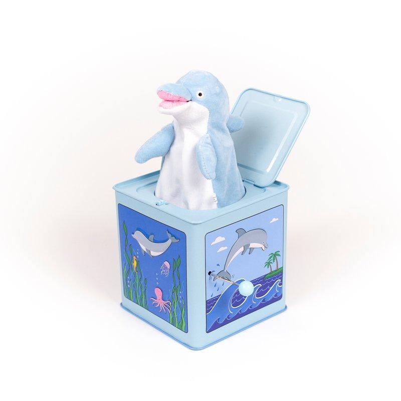 Jack Rabbit - Dolphin Jack in the Box