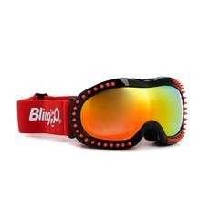 Bling2O Bling2O - Ski Goggles RED SPIKE