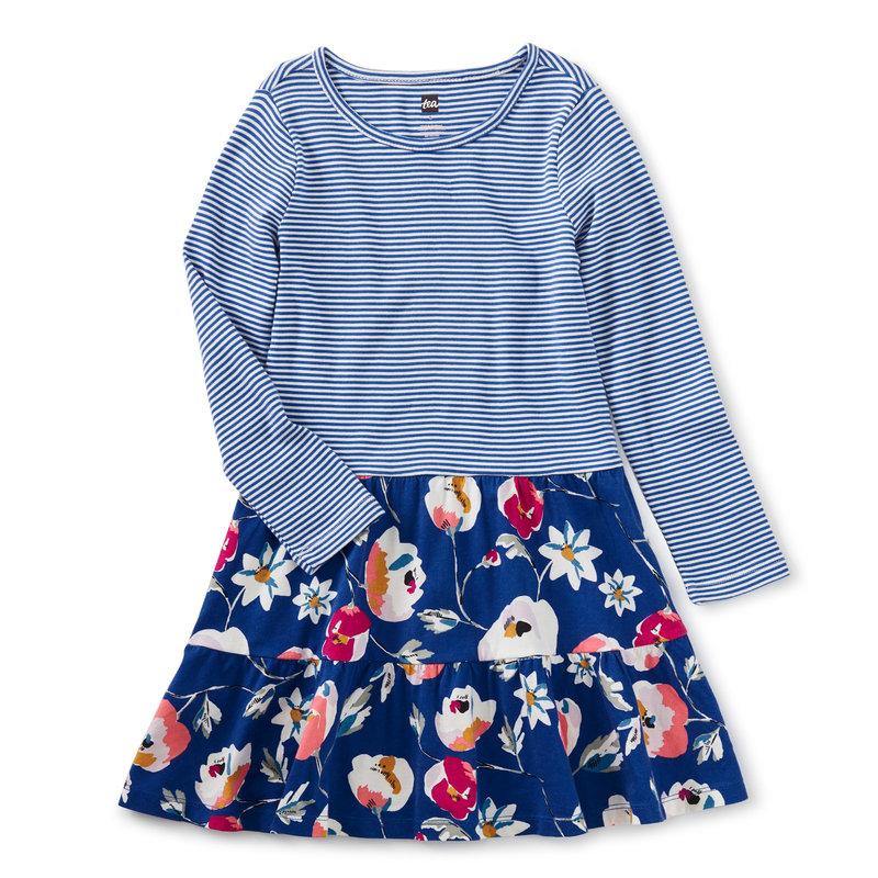 Tea Collection Tea Toddler Tiered Skirted Dress