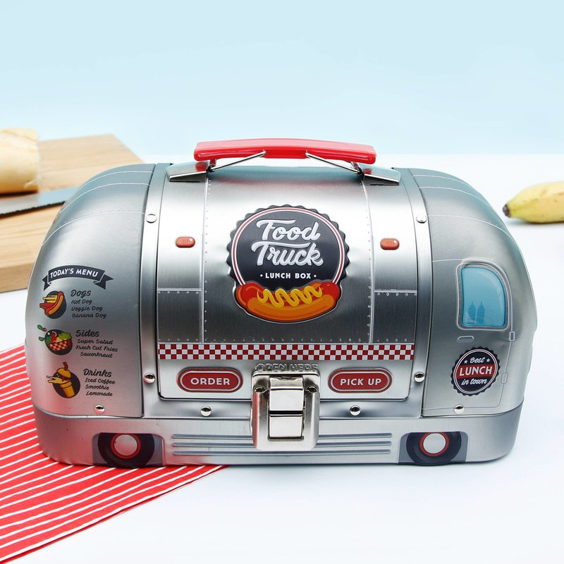 SUCK UK Food Truck Lunch Box