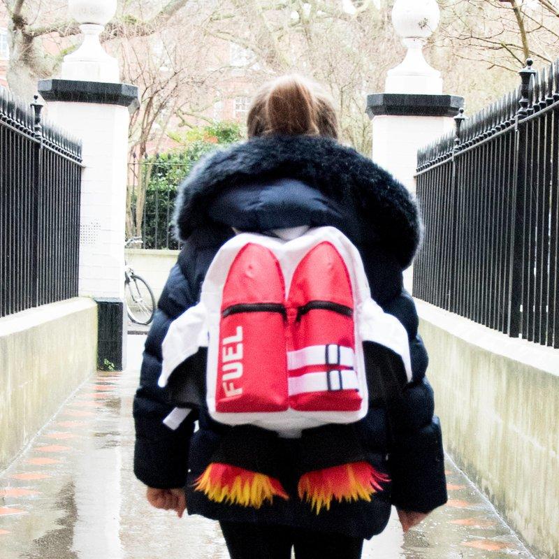 SUCK UK SUCK UK Jetpack Backpack