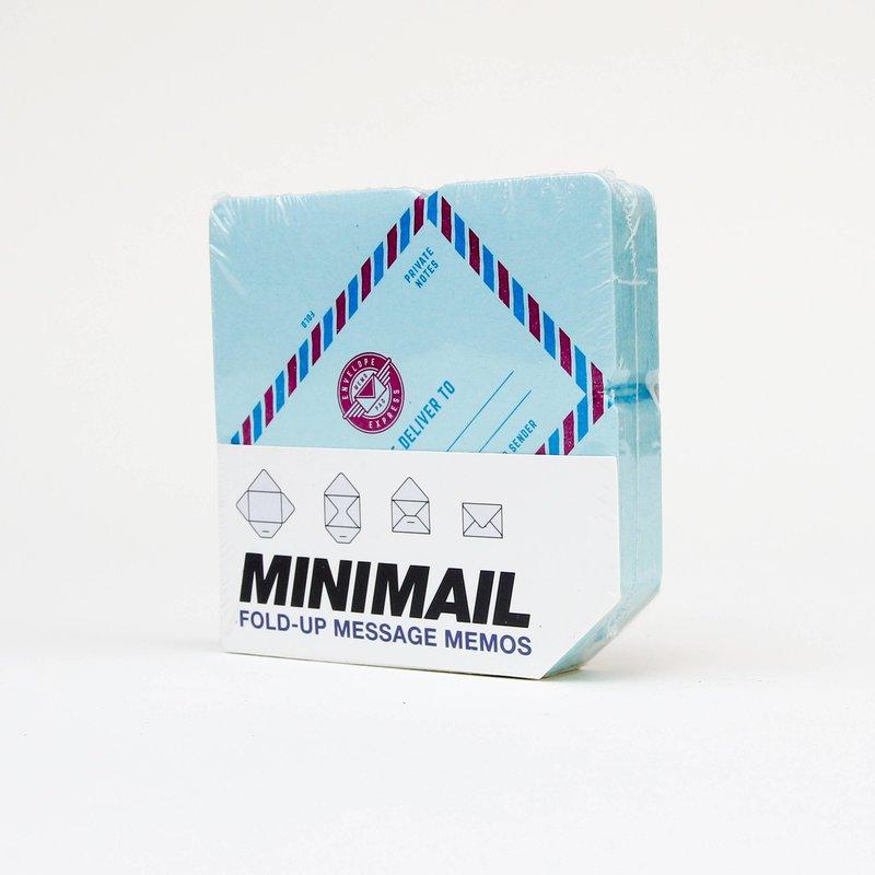 SUCK UK Mini Mail Notes