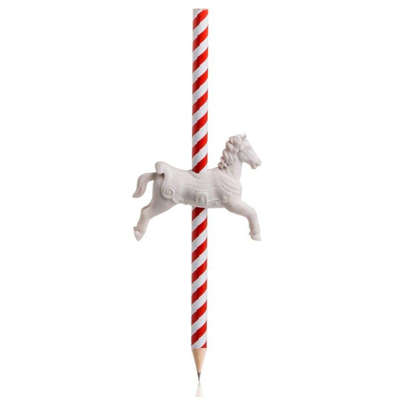 SUCK UK Pencil Carousel Eraser