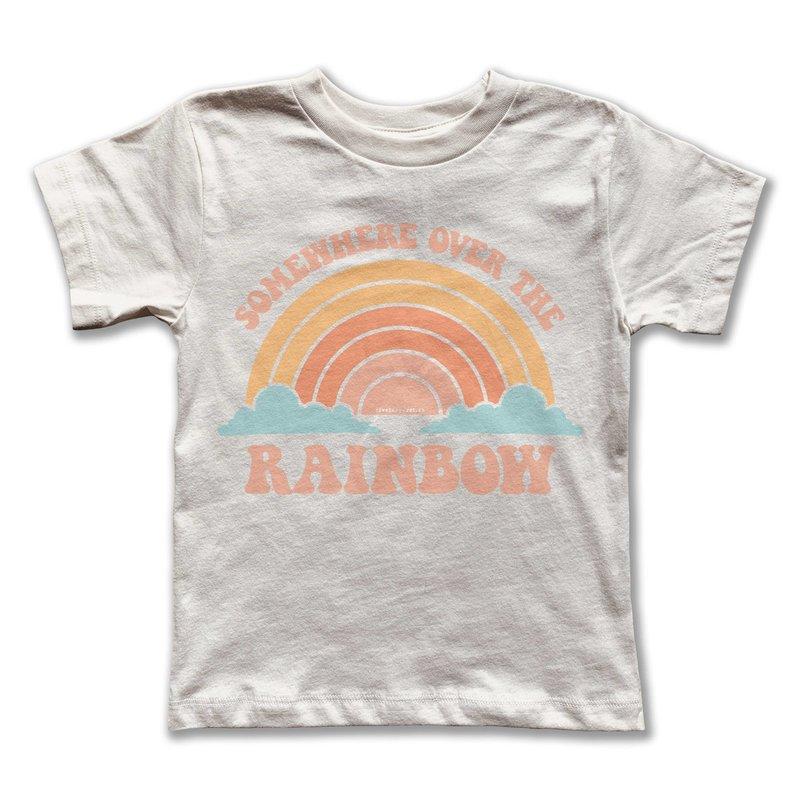 Rivet Over the Rainbow Tee