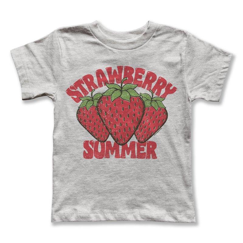 Rivet Strawberry Summer Tee