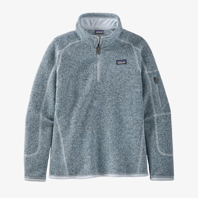 Patagonia Patagonia Junior Girls Better Sweater 1/4 Zip