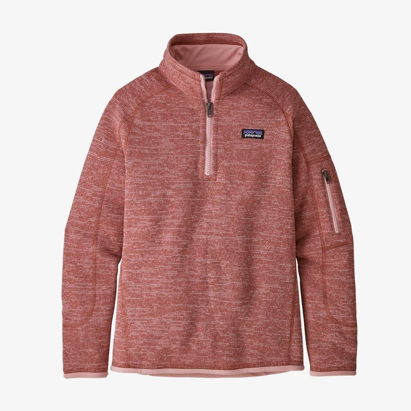 Patagonia Patagonia Girls Better Sweater 1/4 Zip