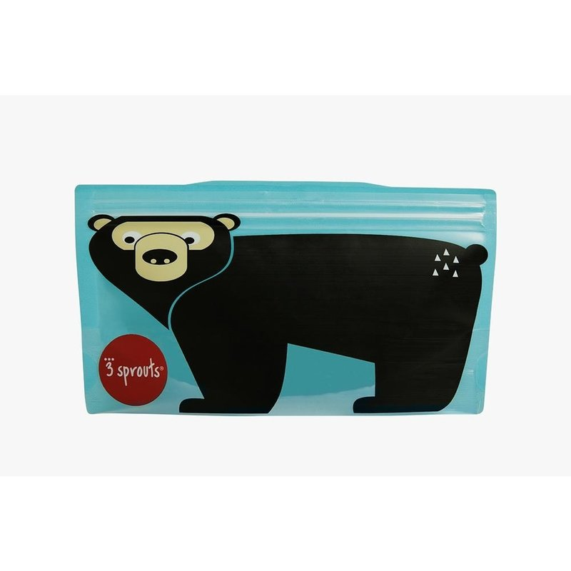 3 Sprouts Bear Snack Bag