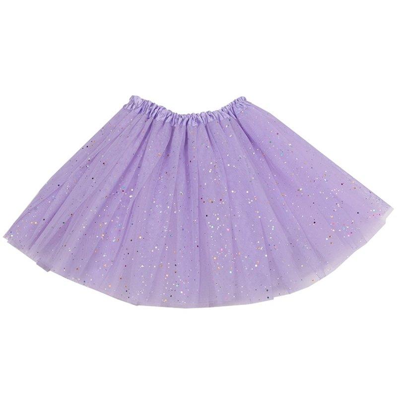 Sparkle Sisters Lavender Confetti 2-6 Yrs