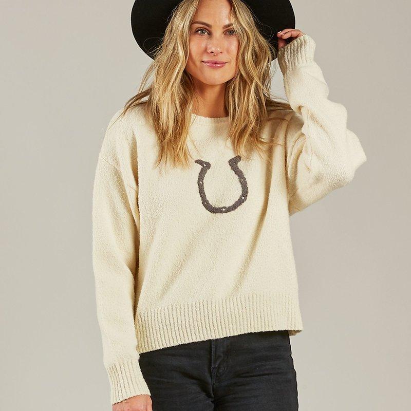 Rylee & Cru Rylee & Cru W Horseshoe Cassidy Sweater