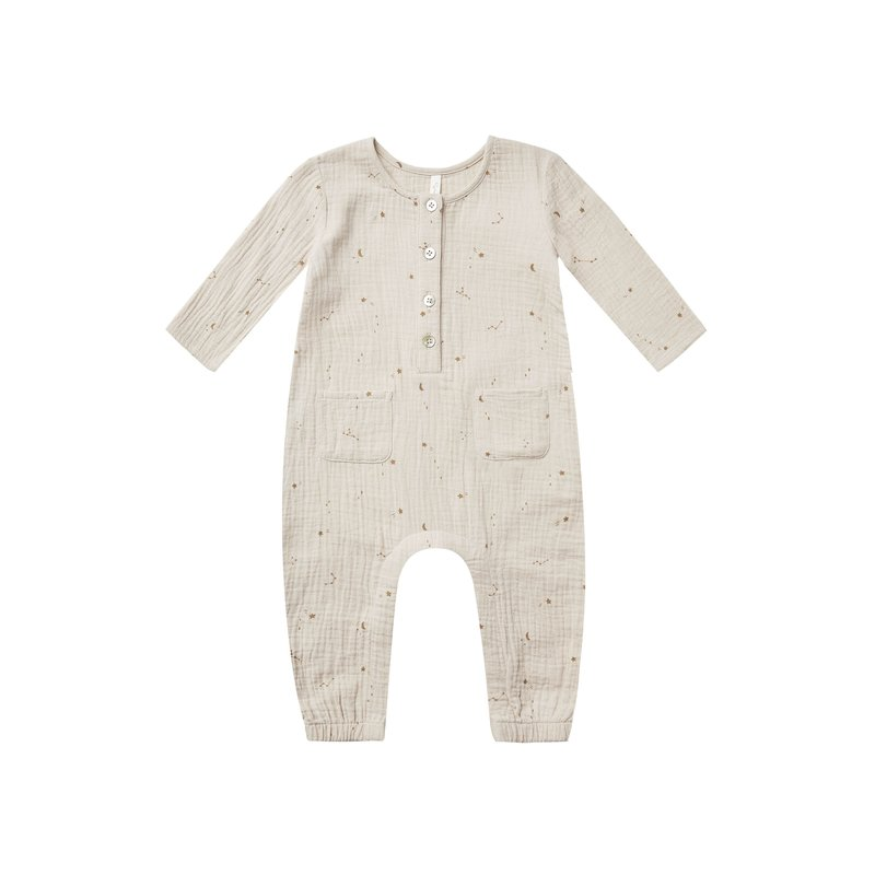 Rylee & Cru Rylee & Cru Baby NS Ollie Jumpsuit