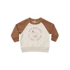 Rylee & Cru Rylee & Cru Toddler Boys Adventure Raglan Shirt