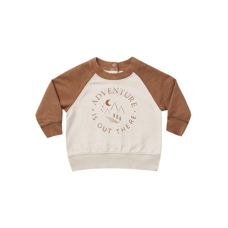 Rylee & Cru Rylee & Cru Boys Adventure Raglan Shirt