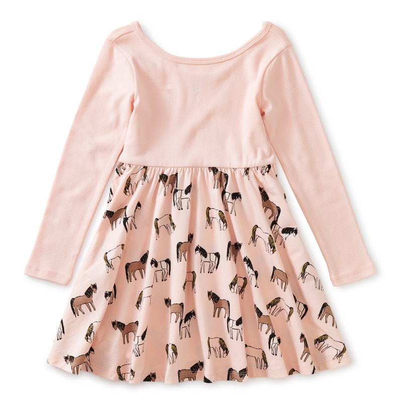 Tea Collection Tea Toddler Ballet Skirted Dress
