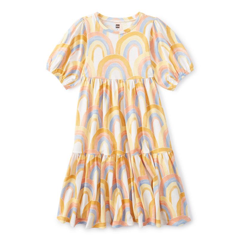 Tea Collection Tea Toddler Tiered Midi Dress
