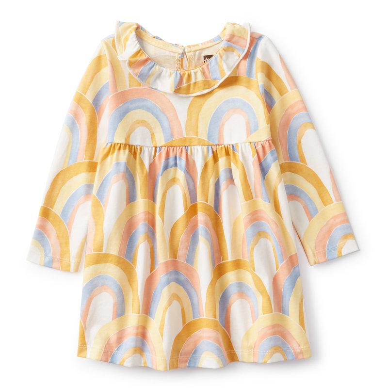 Tea Collection Tea Baby Collared Dress