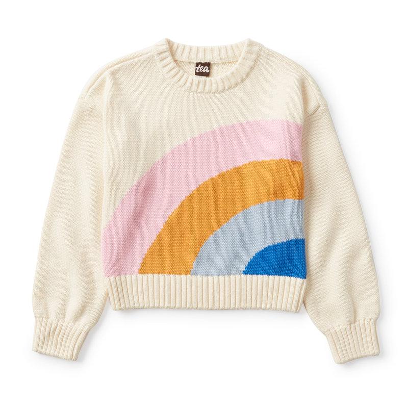 Tea Collection Tea Junior Rainbow Sweater