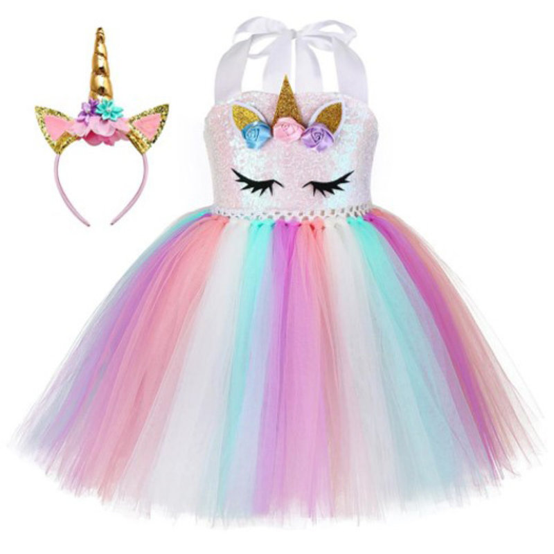 Lily & Momo - Unicorn Costume