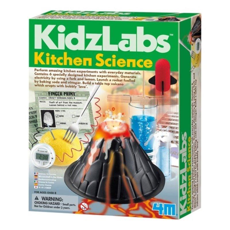 Toysmith - 4M Kitchen Science STEM Kit
