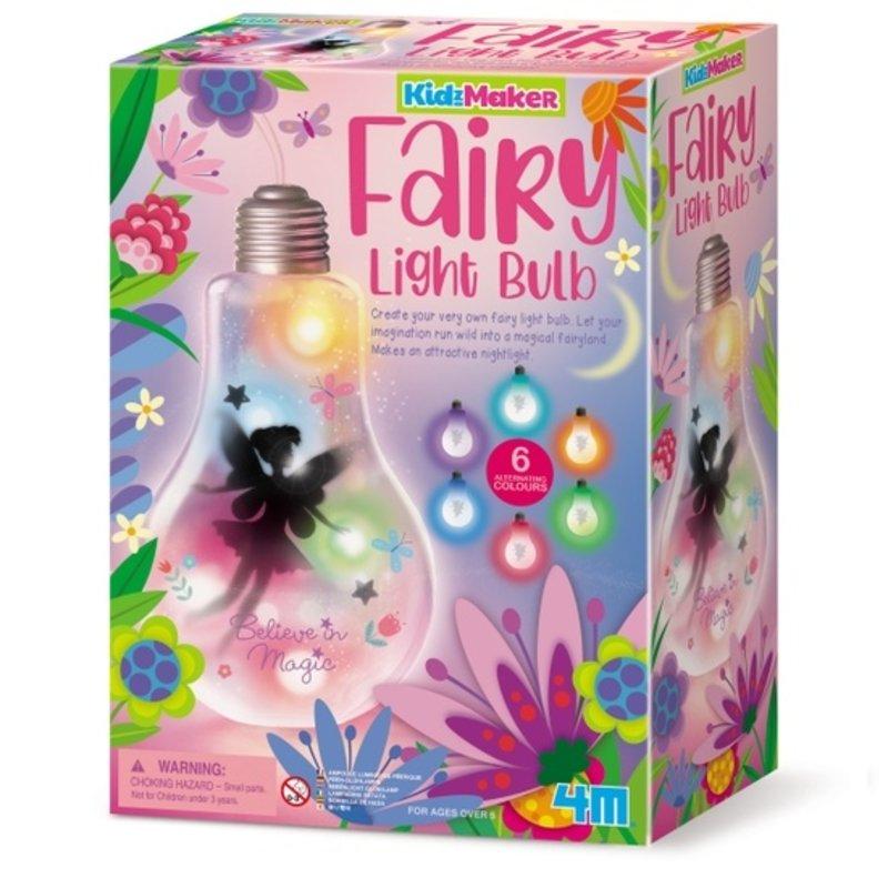 Toysmith - 4M Fairy Light Bulb Kit
