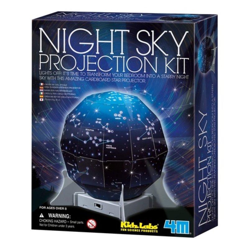 Toysmith - 4M Create A Night Sky Projection Kit