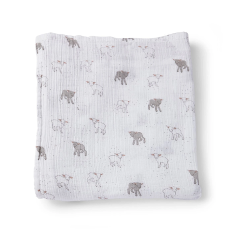 Pehr Designs Pehr Count-the-Ways Cloth - LITTLE LAMB