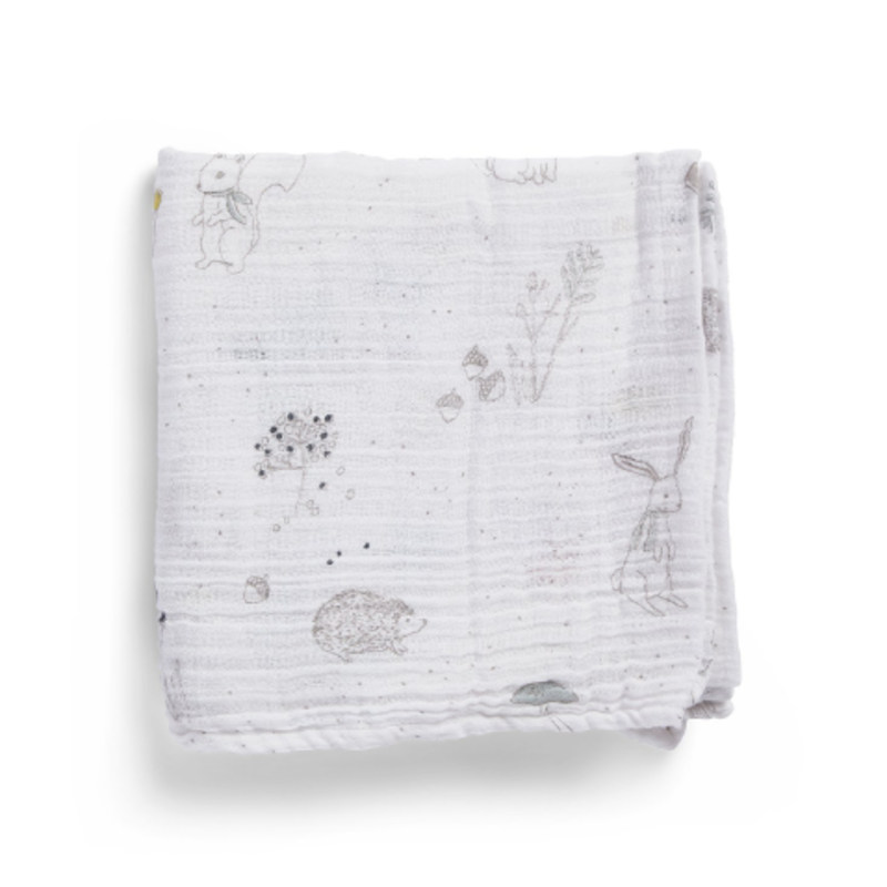 Pehr Designs Pehr Count-the-Ways Cloth - MAGICAL FOREST