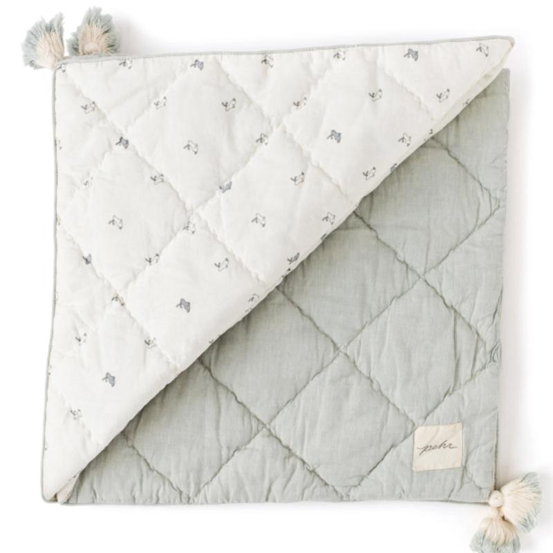 Pehr Designs Pehr Hatchling Blanket - BUNNY