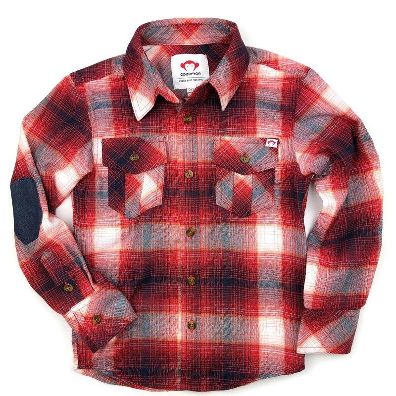 Appaman Appaman Toddler Flannel Shirt