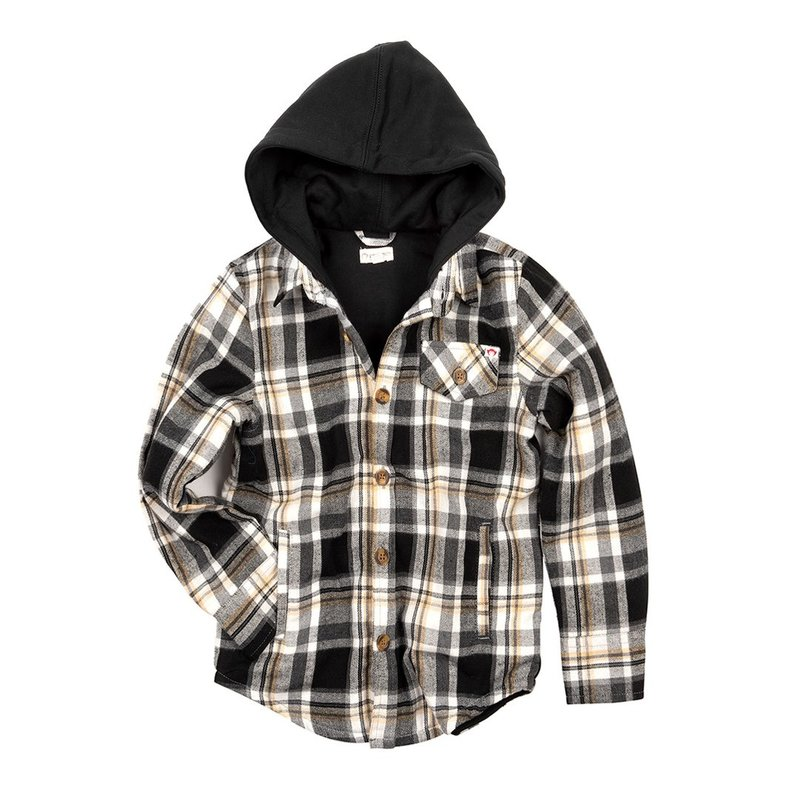 Appaman Appaman Toddler Glen Hooded Shirt