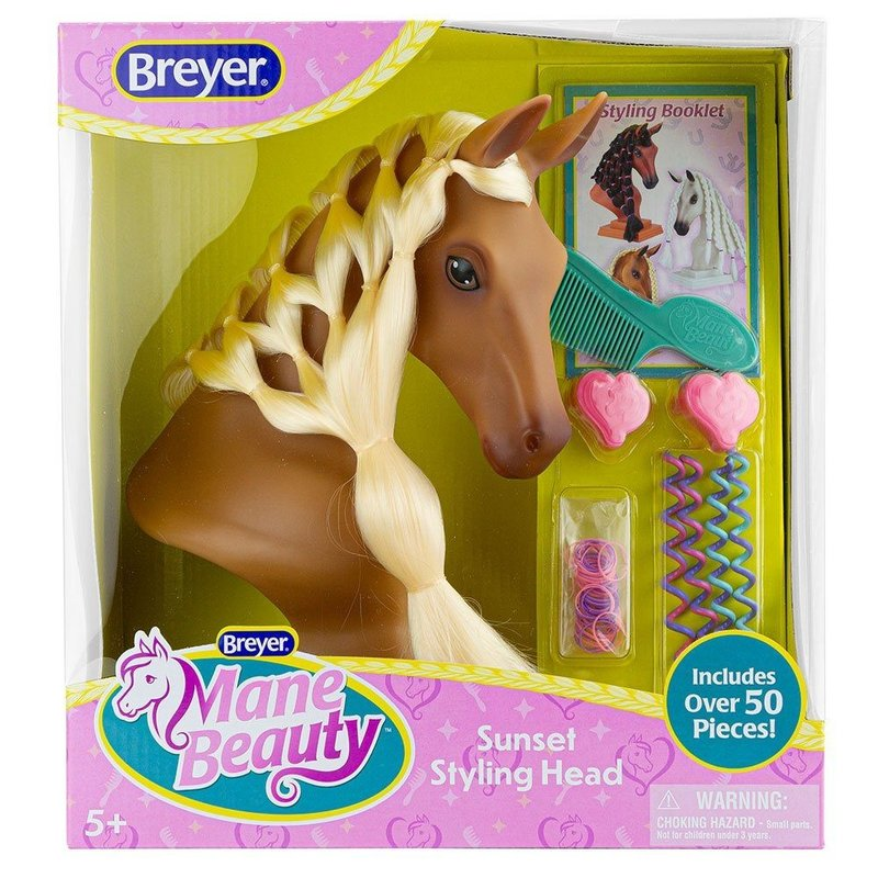 Breyer - Sunset Styling Head