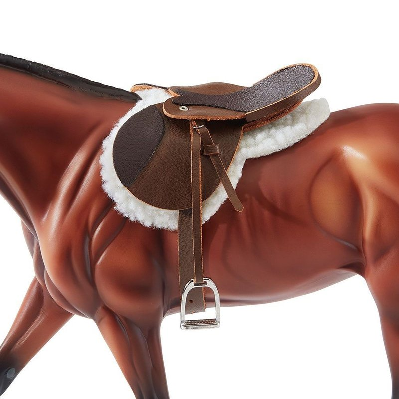 Breyer - Devon Hunt Seat Saddle