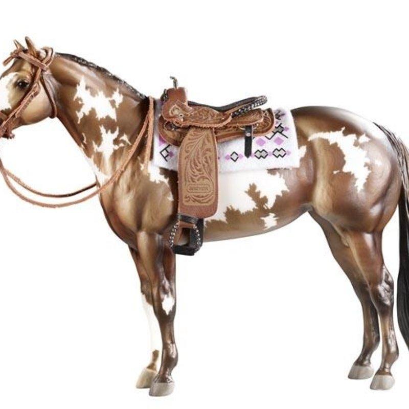Breyer - Cimarron Western Pleasure Saddle