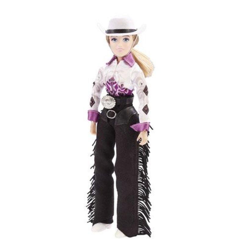 "Breyer - Taylor Cowgirl 8"" Figure"