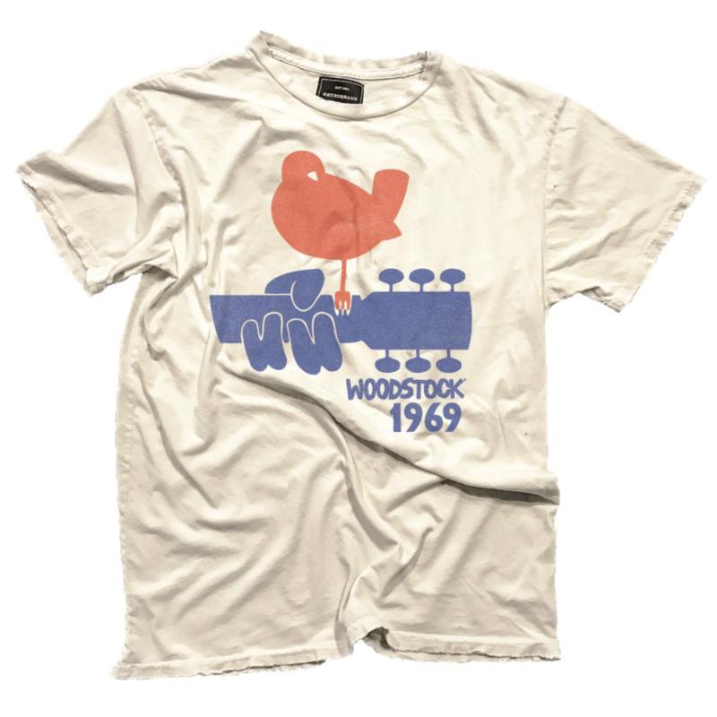 Retro Brand M's Woodstock Tee