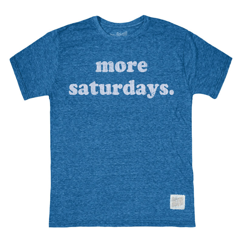 Retro Brand Kid's More Saturdays