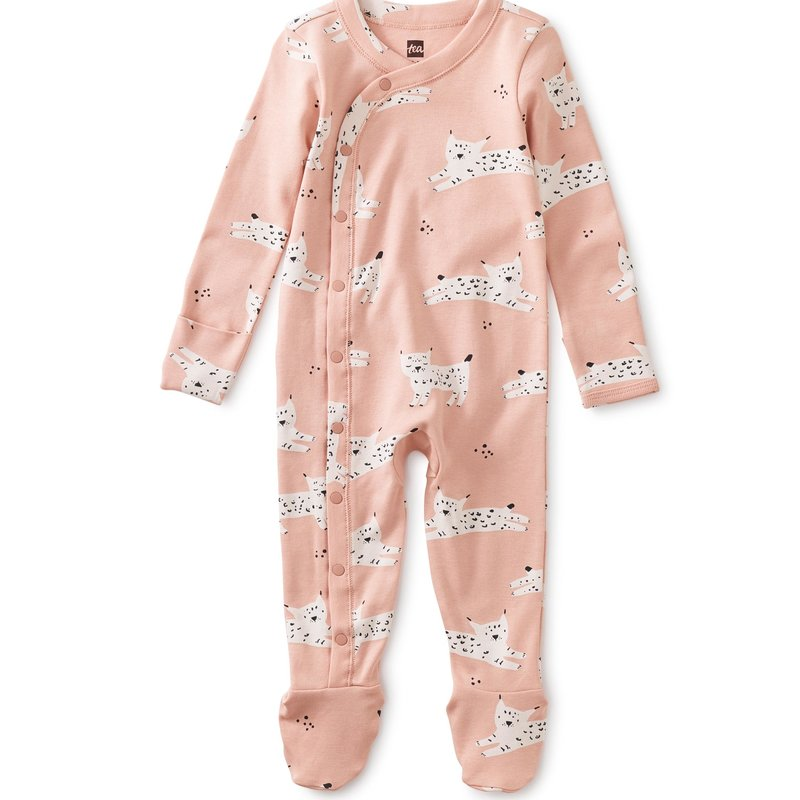 Tea Collection Tea Baby Footed Romper