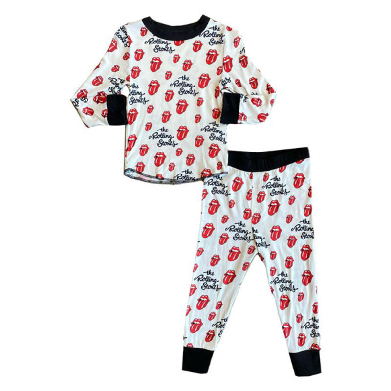 Rowdy Sprout Rowdy Sprout Toddler Bamboo PJ Set