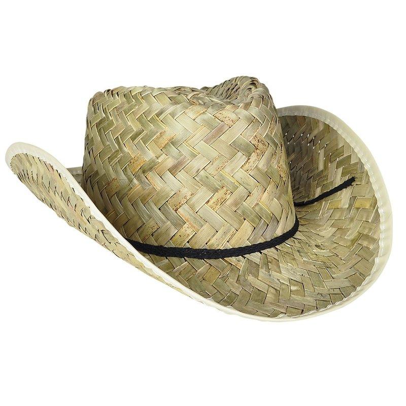 La Luna Bella La Luna Bella - Straw Cowboy Hat