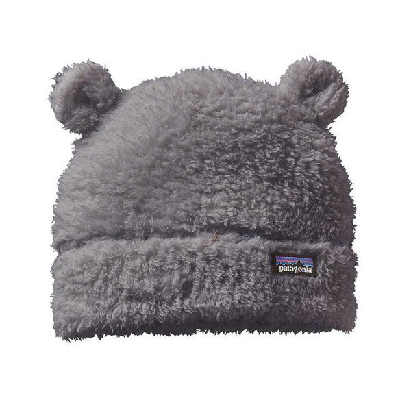 Patagonia Baby Furry Friends Hat Yellow Turtle