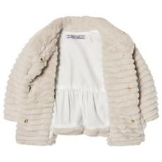 Mayoral Mayoral Baby Faux Fur Coat