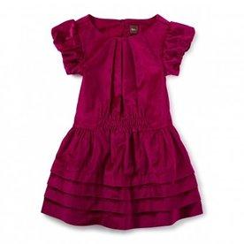 Tea Collection Tea Dunrobin Velvet Dress