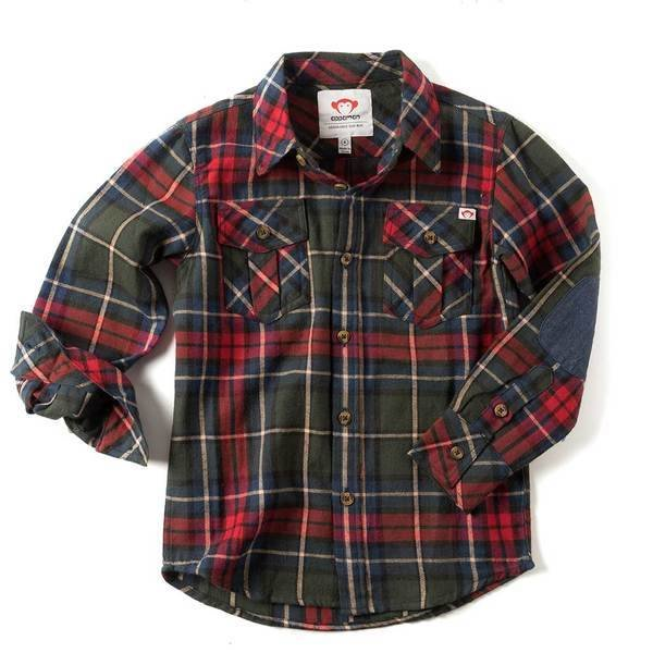 Appaman Appaman Flannel Shirt