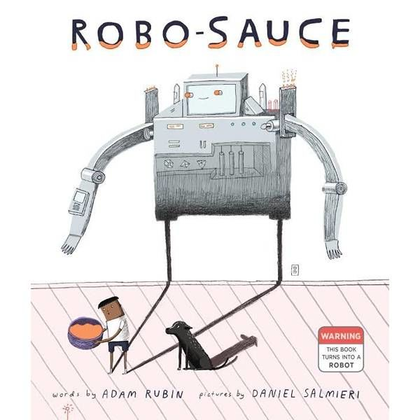 Books To Bed Books to Bed Robosauce - size 2