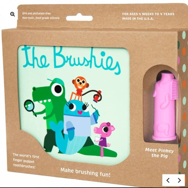 brushies Brushies Brush & Storybook