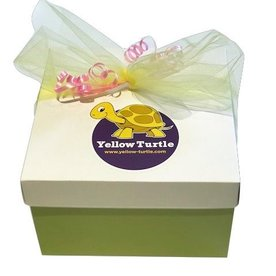 PREMIUM WRAP: Beautiful gift box, Tissue, Ribbon & Gift Card
